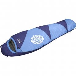 """Спальный мешок """"Сибирь XL """" синий/голубой"""