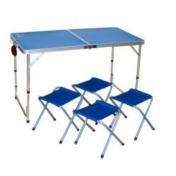 Стол складной 140*80*70 (ТА401L)