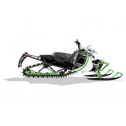 "Снегоход Arctic Cat M8000 153"" SE ES 2017 Black"