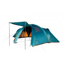 Палатка GREENELL Монахан 4 Зеленый