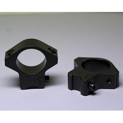 Кольца на вивер 25,4 средние H-18мм