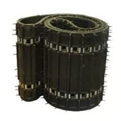 Гусеница Буран МД длинная ЛГБ 006 000 3686х380х17,5мм. 73 окна
