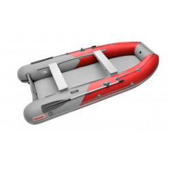 Моторная лодка Roger SFERA 3500 (красно/серая) НДНД