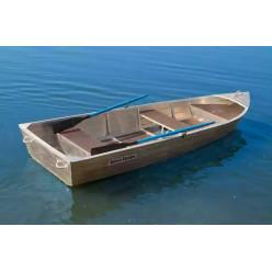 Лодка алюминиевая Вятка-Профи-37