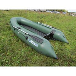 Лодка Solar SL310 зеленая