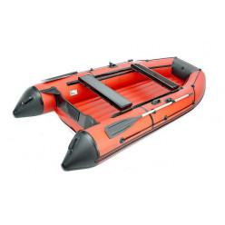Лодка Арсенал Trofey 3300 НДНД плоское дно красный/черный