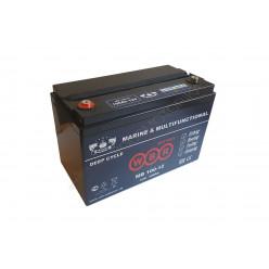 Аккумулятор MB100-12 WBR AGM