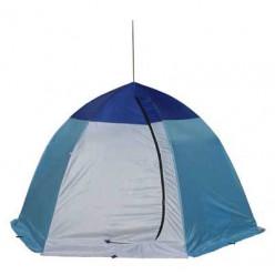 Палатка зимняя зонт 3-мест ELITE двухслойная