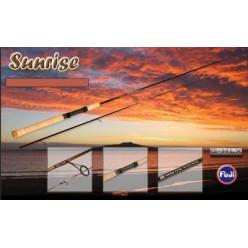 Спиннинг СD-RODS Sunrise 260 6-24 гр.86М