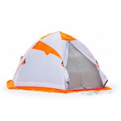 Палатка ЛОТОС 4 оранжевый
