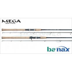 Спиннинг BANAX Mega 244 2-12 гр. MS80LF2