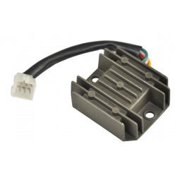 Стабилизатор (реле-регулятор)напряжения 4 контакта  с проводом