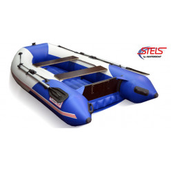 Надувная лодка STELS 315 Aero цвет синий/белый