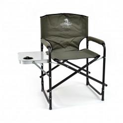 Кресло скл. Кедр со столиком с подст. сталь SK-07