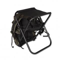 Табурет скл. средний с рюкзаком сталь STS-04