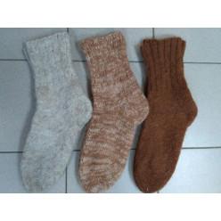 Носки из вербл шерсти Д1