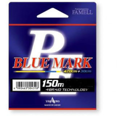 Плетеный шнур Yamatoyo Blue Mark PE 2.5 150м 0.26мм