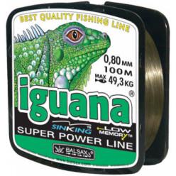 Леска BALSAX Iguana 100m 0.8mm-50kg