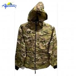 Куртка Полевой-1 Ягель риб-стоп смесовка р-р 56 Т/С 130