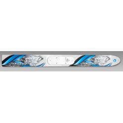 Лыжи охотничьи Тайга деревянные 90/15 см