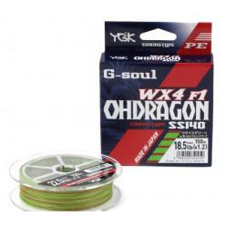 Шнур YGK G-Soul Ohdragon WX4 1.2 150м