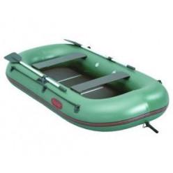Лодка  гребная TUZ 280 натяжное дно цв.оливковый