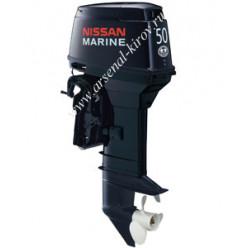 Лодочный мотор Nissan Marine NSD 50 B EPTO2