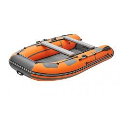 Лодка Арсенал Zefir 3700 НДНД 2019мг оранжевый/серый