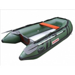 Лодка Stingray 265 КIB  зеленая