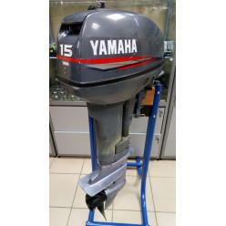 Мотор Yamaha 15 FMHS 2006г трейд-ин