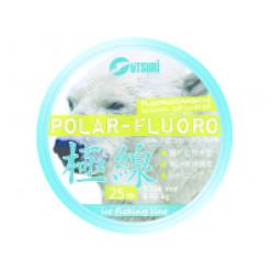 Леска NEO-FLUORO флюорокарбон 0,405мм 25м