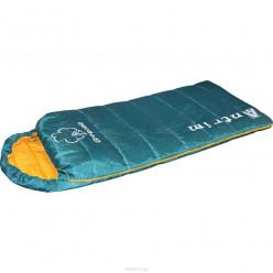 """Спальный мешок """"Антрим"""" зеленый, левый(t +5;+25) 220/90 вес 1 кг"""