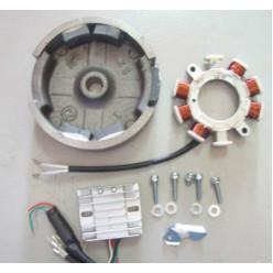Комплект электрооборудования для 168F 84Вт