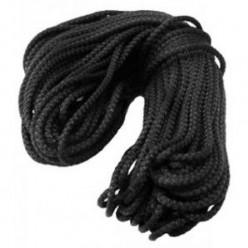 Шнур полипропиленовый 5мм 100м черный