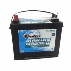 Аккумуляторная батарея DEKA 24М5 CCA550 75А/ч