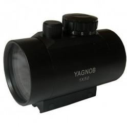 Прицел коллиматорный Yagnob 1*50