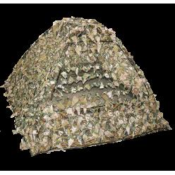 Накидка для засидки 2х2 (ткань синтет.) сухой камыш