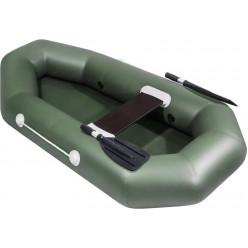 Лодка Барс 200 зелёный