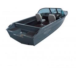 Лодка Волжанка 46 Классик транец 510мм с доп.опциями 46407
