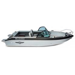 Лодка Волжанка 47 Фиш транец 510 с доп. опциями RU-ABS47261F818