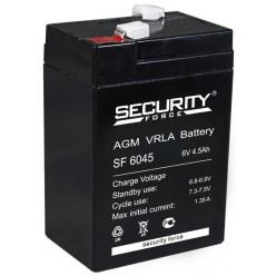 Аккумуляторная батарея SF 6045