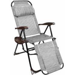 Кресло-шезлонг  КШ3 бамбук