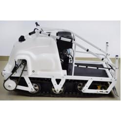 Мотобуксировщик KOiRA 500/15E (колеса)