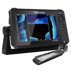 Эхолот Lowrance HDS-9 LIVE with Active Imaging 3-1 Transduser