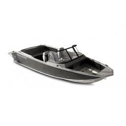 Лодка Волжанка 46 Фиш транец 510мм RU-ABS46285K818 с доп.опциями