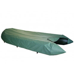 Тент носовой №3 на лодку SL/FL(HL) 360-390 зеленый