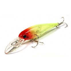 Воблер Lucky craft Bevy Shad 60F_5324 Crawn Lime