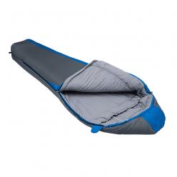 Спальный мешок Btrace Nord 5000 (правый, Серый/Синий) 230+80*50 t -5 -12