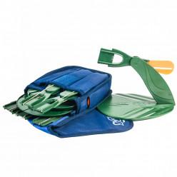 Набор жерлиц оснащ. в сумке 6 шт W024M