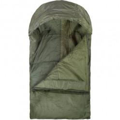 Спальный мешок CП4 ХXL Военный t -10/+5 200+35*90см.